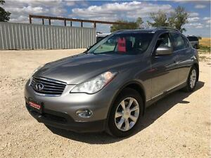 2010 Infiniti EX35 Luxury Package ***2 Year Warranty Available