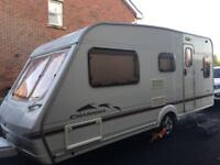 2003 Swift Charisma 5 Berth Caravan