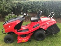 NEW ALKO T16 103 NEW MODEL TRACTOR LAWNMOWER RIDE ON