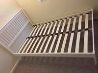 """Small double bed frame 6""""4"""