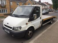Ford Transit Recovery Truck. NO VAT