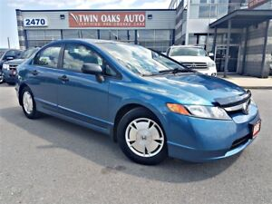2008 Honda Civic DX-G- POWER WINDOWS - EXCELLENT CONDITION