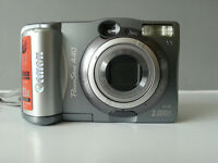 Canon A40 Powershot