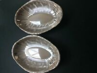 WMF Silver Plated Bowls, Pair