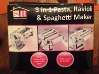 Pasta roller, brand new