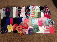 Huge bundle of clothes age 4-5, some shoes size 10 and 11