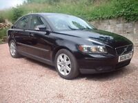 2007 Volvo S40 1.8 Petrol.....Heated seats....Only one previous keeper....