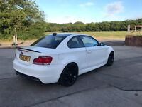 BMW 120D M SPORT COUPE