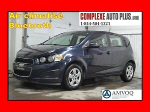 2015 Chevrolet Sonic LS Hatchback *A/C,Bluetooth