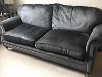 Large 2 Seater (sits 3) Laura Ashley sofa