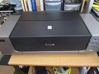 Canon Pro9000mk2 A3+ printer inc inks & refurbed printhead