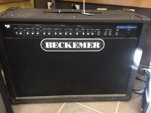 Amplificateur de Guitare beckemer ( 8547149 )