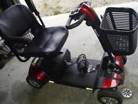 Gogo Sport Scooter 4-wheel