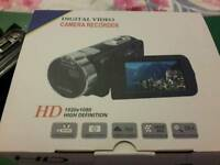 HD Camcorder - Brand new