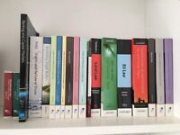 17 Law School Books + course DVDs (BPP GDL). Available as a set or individually.