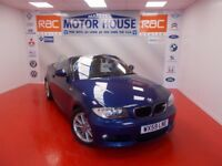 BMW 120d (M SPORT) FREE MOT'S AS LONG AS YOU OWN THE CAR!!! (blue) 2009