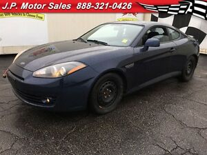 2008 Hyundai Tiburon GS, Manual,  Sunroof, Only 82,000km