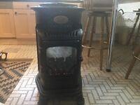 Provence Flueless Portable Gas Stove.