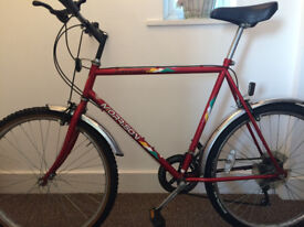 """bike in good condition 23"""" frame"""
