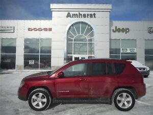 2016 Jeep Compass HIGH ALTITUDE 4x4 SUNROOF