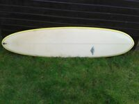 Hobie Slug Comp Surfboard Single Fin