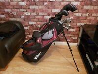 Wilson Kenetic Golf Clubs