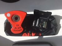 Alko wheel lock 33