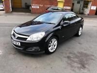 Vauxhall Astra Convertible 1.9 CDTI 57 plate, bargain, quick sale, £1895
