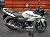 Honda CBF 125cc excellent bike for beginners or short commutes.