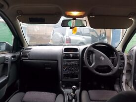 Vauxhall astra 17dti eco4