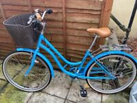 Beautiful city bike, barely used**COLLECTION ONLY