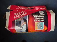Portable Steel Escape Ladder 15ft