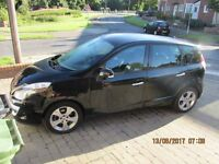 2011 (61) Renault Scenic 1.6dci Dynmanique Tom Tom, 25,000 miles