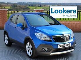 Vauxhall Mokka EXCLUSIV CDTI S/S (blue) 2013-09-01