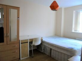 Double room furnished All Bills included and high speed WIFI in CV1