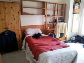 Double Room for Single Person in 3 Bedroom Family Home in Charminster