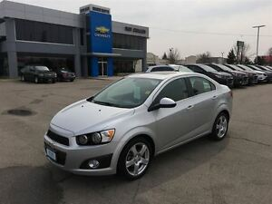 2016 Chevrolet Sonic LT~ REMOTE START ~ SUNROOF!