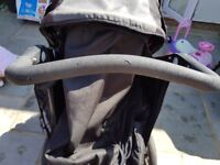 Secondhand Phil and Ted's double buggy from newborn upwards