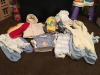 Baby Boys Clothes Bundle (2)