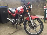 Suzuki EN-125 2008