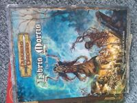 Dungeons and dagons books ..stack of 4
