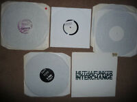 20 Drum & Bass DNB D&B vinyl records. 1998 - 2001. True Playaz / Trouble on Vinyl / V records