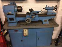 viceroy metal turning lathe spares or repairs
