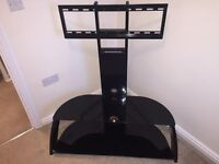 TV Stand . Black suitable for flat TV