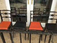 4 antique chairs - £100 ono
