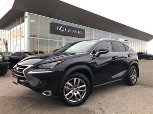 2016 Lexus NX 200t NAVI, LEATHER, BLIND SPOT, cross traffic aler