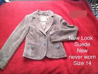 New Look Suede Jacket 14
