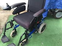 Invacare Spectra Plus Power chair ,free local delivery