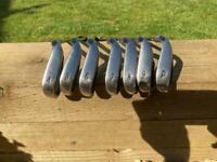 Callaway Steelhead x-14 Irons