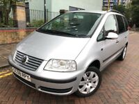 VW Sharan 2008 Manual Gear, Diesel, 7 Seats MPV, MOT till March, very good condition, Ford Galaxy